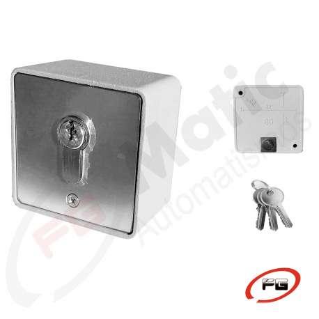 Selector externo de aluminio ECO