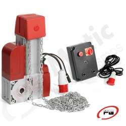 Motor seccional indusctrial - KMV 50 230/380