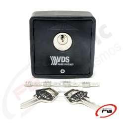 selector de llave para puerta automática