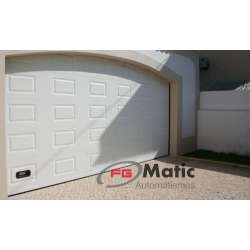 Sectional Door Offer quadroon engine 2400 x 2000