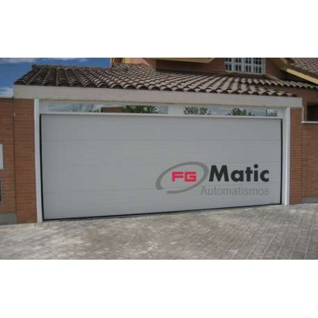 Sectional door 22 mm economic