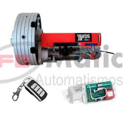 Motor puertas enrollables - Roll 140 (KIT)