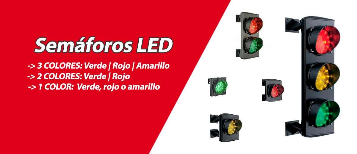 Semlaforos LED